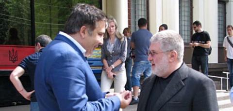 Саакашвили открещивается от …