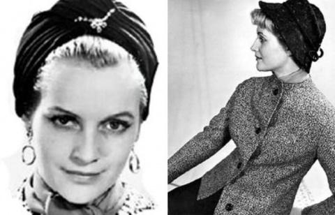 От одной из лучших манекенщиц СССР до уборщицы: зигзаги судьбы Валентины Яшиной
