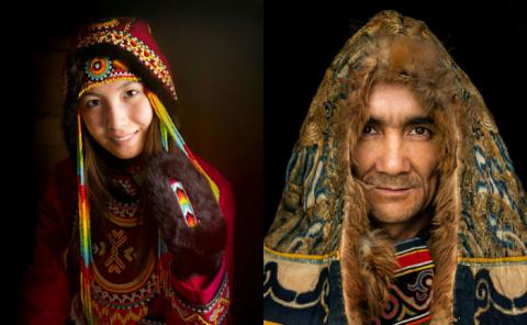Лица Сибири: 35 потрясающих …