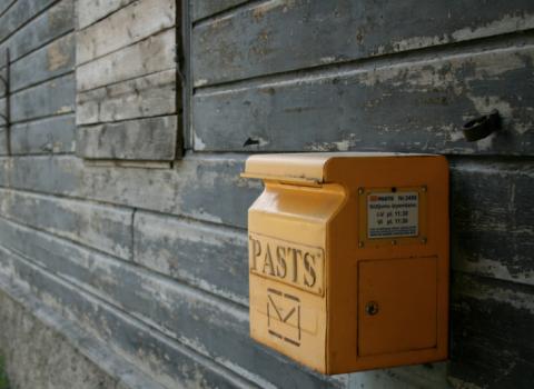 Почтальон из Ирландии