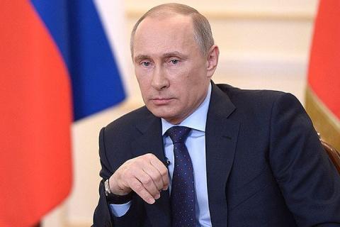 Путин поддержал идею о Театральной олимпиаде в Санкт-Петербурге