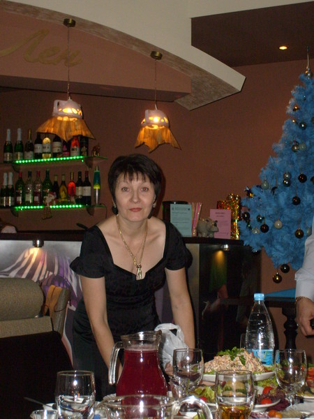 Галина Коликова
