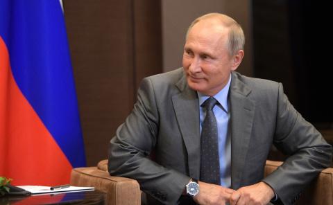Путин: Восстановление связей…