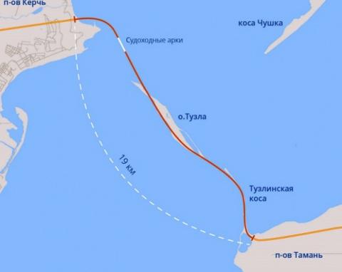 Крым больше не «остров». Пра…
