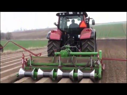 Фермерские ухищрения: Современная посадка и сбор риса, лука и винограда