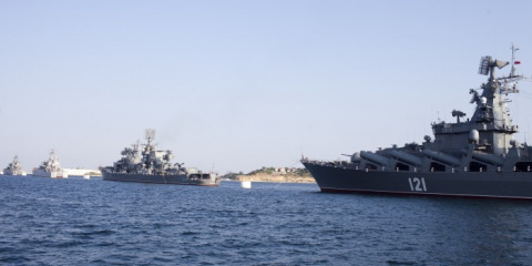 Капитан ВМС Украины рассказа…