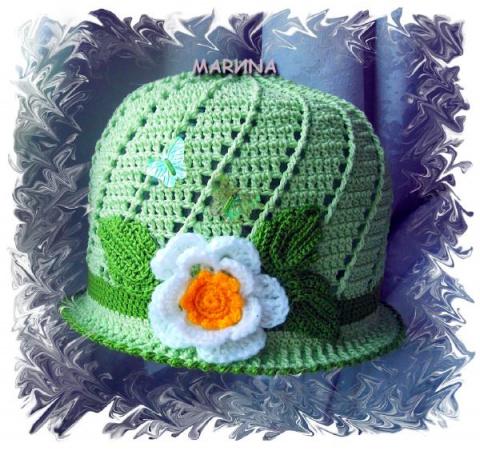 """шляпка """"бабочки"""""""