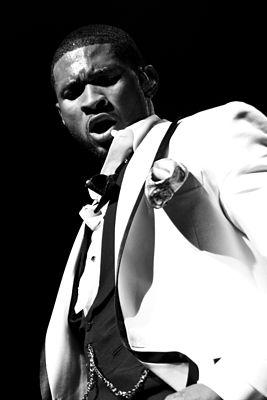 ЗАРУБЕЖКА. Usher
