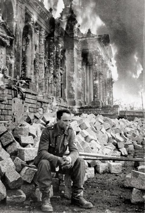 12 фотографий Берлина 1945 года, которые вы точно не видели