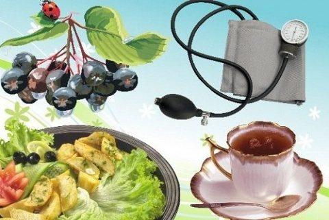 10 продуктов, полезных при высоком давлении