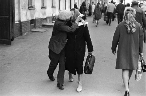 Жизнь в СССР в 60–70-х годах глазами российского фотографа, который эмигрировал на Запад