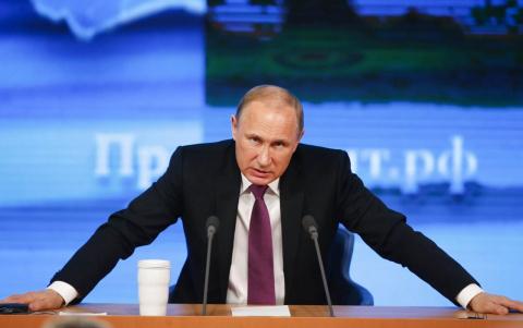 «Самый могущественный человек в мире»: что рассказали про Путина в фильме CNN