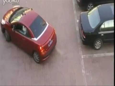 Девушка на парковке отомстила за всех
