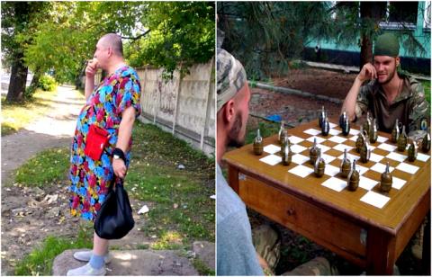 Потешные фотографии от Михалыча, способные «взорвать» мозг любого