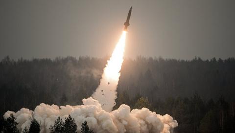 Украина сдвинула зоны ракетных стрельб в Черном море к западу от России