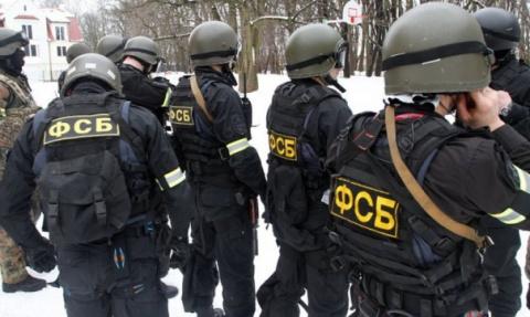 ФСБ изъяла у торговцев оружи…