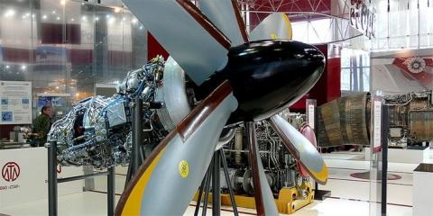 ОДК поставила двигатели ТВ7-117СТ для нового российского военно-транспортного самолета Ил-112В