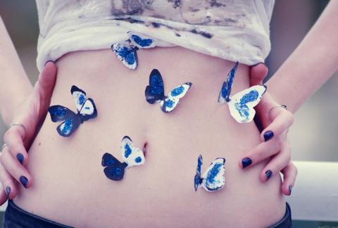 Я не хочу бабочек в животе! …