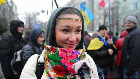 Письмо киевлянки к русским: …