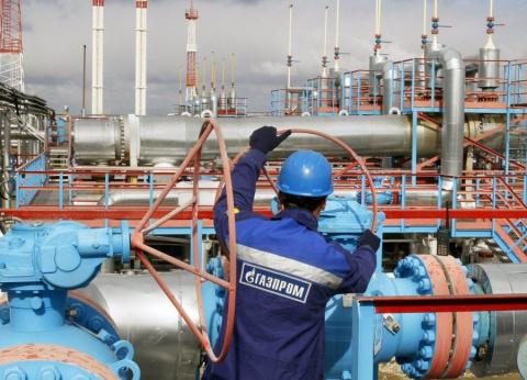 «Газпром» устроит очередной …