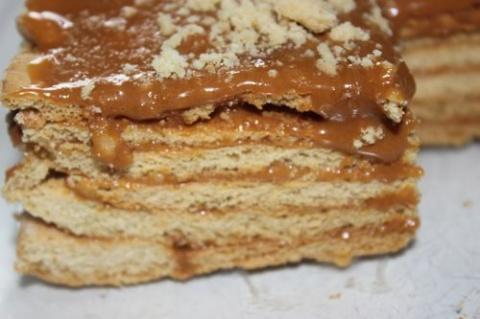 Торт «Рыжик»
