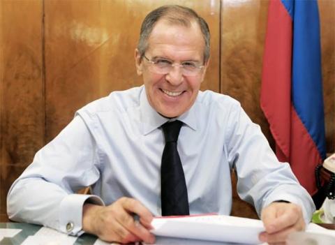 Сергей Викторович Лавров, с …