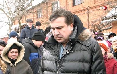 Новый скандал на Украине: По…