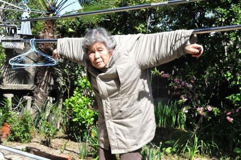 89-летняя бабуля открыла для…