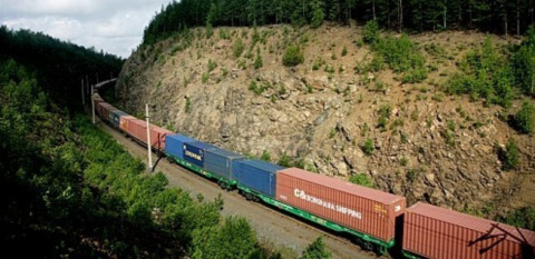 600 поездов за 8 мес. из Кит…
