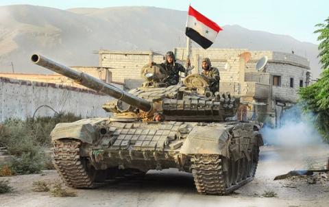 СРОЧНО: ВКС России и «Тигры» прорывают оборону банд в Хаме: взят город Маардес, убито множество боевиков (+ВИДЕО, ФОТО, КАРТА)