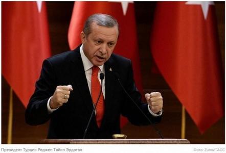 Госпереворот. Турцию зажали в тиски