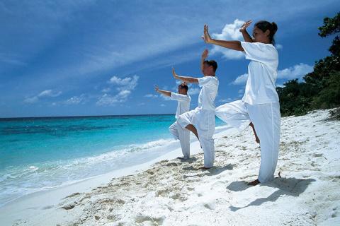Секрет вечной молодости — гимнастикая Шэна