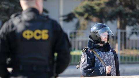 ФСБ задержала террористов, г…