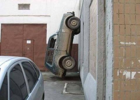 Настоящий Мастер Парковки
