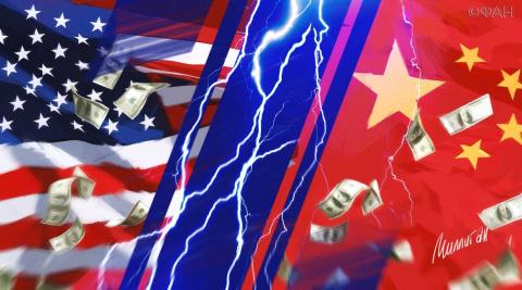 Эксперт объяснил, почему главный стратег США заговорил об экономической войне с Китаем