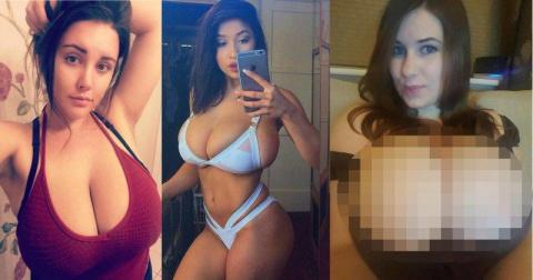 Большая грудь… Разве это красиво?