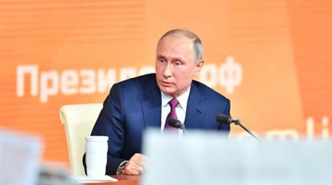 Путин назвал русских и украи…