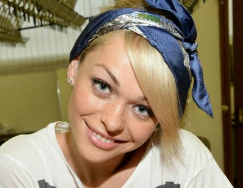 31-летнюю Анну Хилькевич зап…