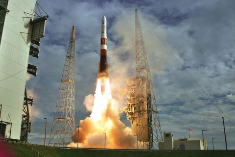 ВСША запустили ракету Delta…