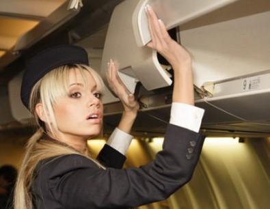 Что еще может сделать для вас стюардесса?