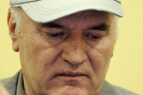 Умирающий генерал Младич жде…
