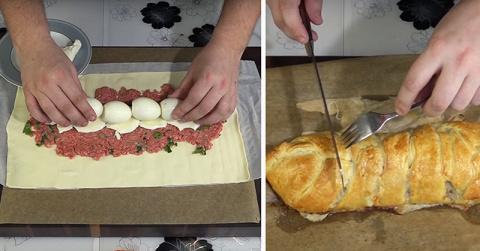 Восхитительный рецепт мясног…