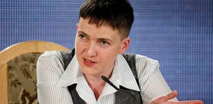 Савченко: «Порошенко должен извиниться перед Януковичем и уступить ему свое кресло»