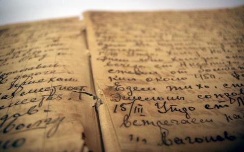 Дневник Василия: то, что он сотворил с собой за два года - просто чудо!