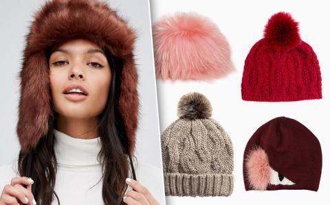 Подборка тёплых шапок на зиму 2016