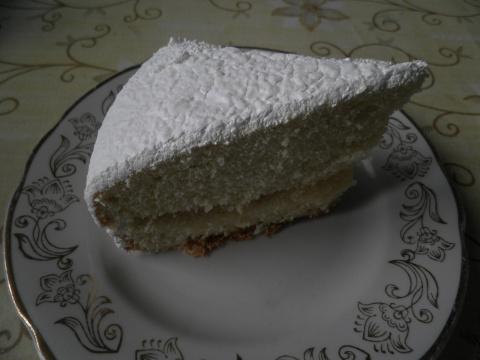Бисквитная основа для торта