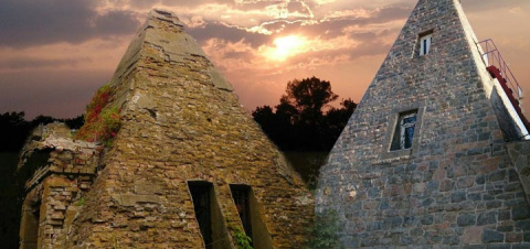 Загадочные полтавские пирамиды: 10 фактов
