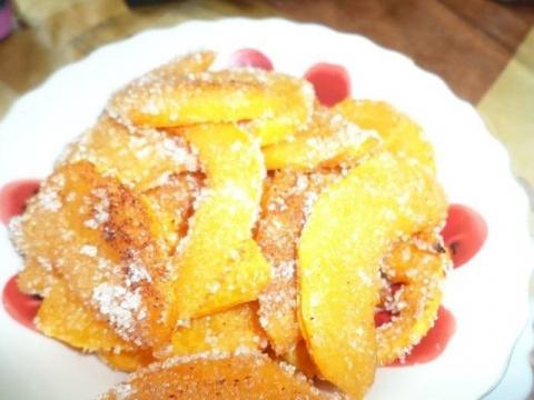 Десертный вихрь. Блюда из тыквы