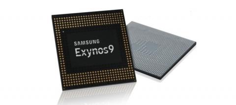 Процессор Samsung Exynos 9 Series получил гигабитный LTE-модем