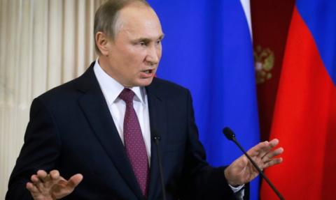 """Путин считает атаку США на базу в Сирии агрессией против суверенной страны & Почем """"Томагавки""""? Итоги ракетного удара США"""